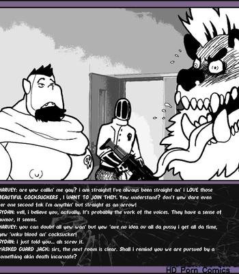 Monster Smash 1 comic porn sex 317