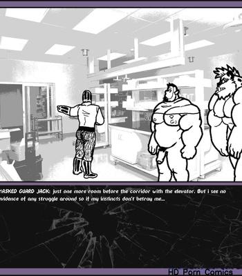 Monster Smash 1 comic porn sex 318