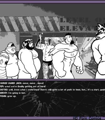 Monster Smash 1 comic porn sex 320
