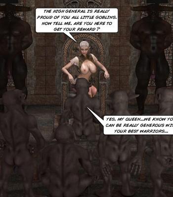 Tihanna Loves Goblins Sex Comic sex 002