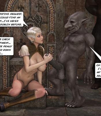 Tihanna Loves Goblins Sex Comic sex 004
