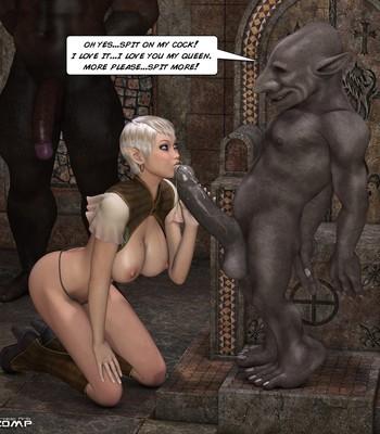 Tihanna Loves Goblins Sex Comic sex 006