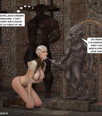 Tihanna Loves Goblins Sex Comic sex 012