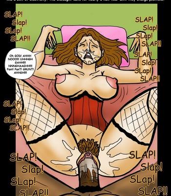 The Sleepover 3 comic porn sex 009