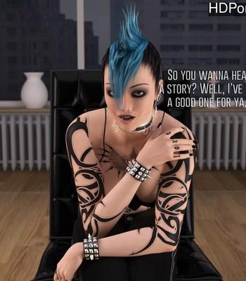 Porn Comics - Zoey Gets Fucked (Over) Sex Comic