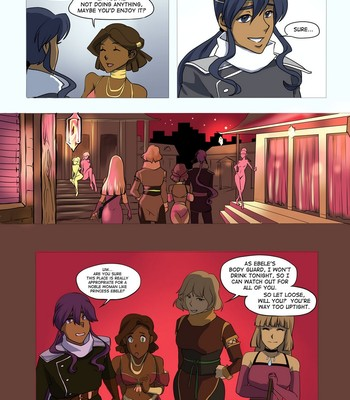 Thorn Prince 10 – Thorn Princess comic porn sex 009