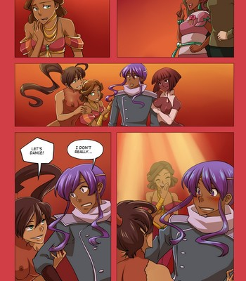 Thorn Prince 10 – Thorn Princess comic porn sex 017