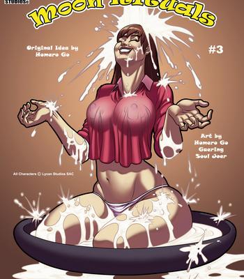Porn Comics - Moon Rituals 3