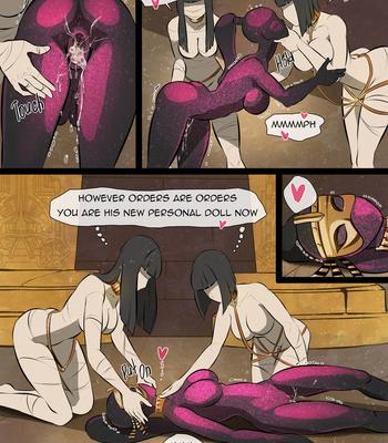 Tomb Failure comic porn sex 012