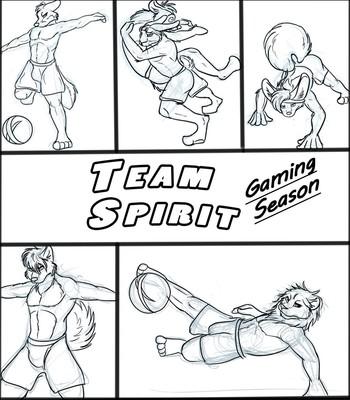 Porn Comics - Team Spirit – Gaming Season