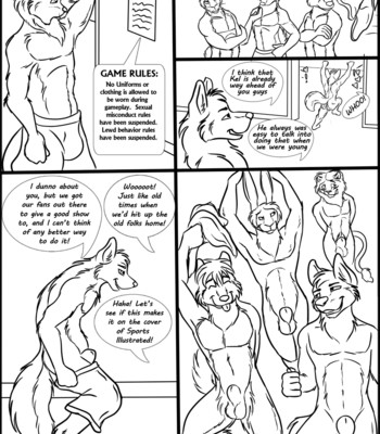 Team Spirit – Gaming Season comic porn sex 005