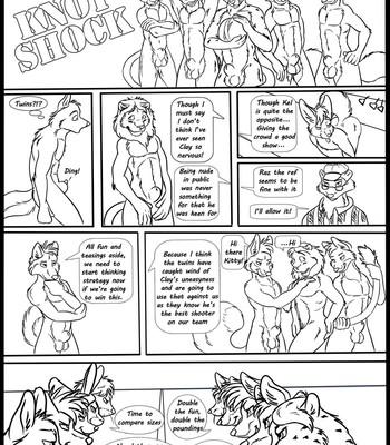 Team Spirit – Gaming Season comic porn sex 006