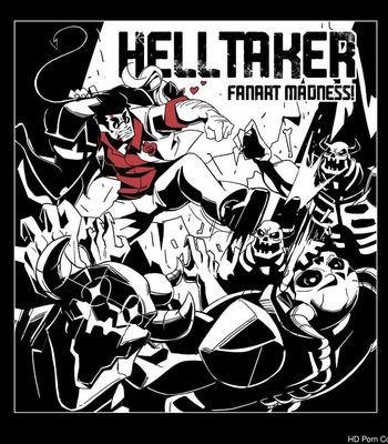 Porn Comics - Helltaker