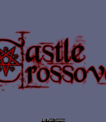 Porn Comics - Castle Crossover