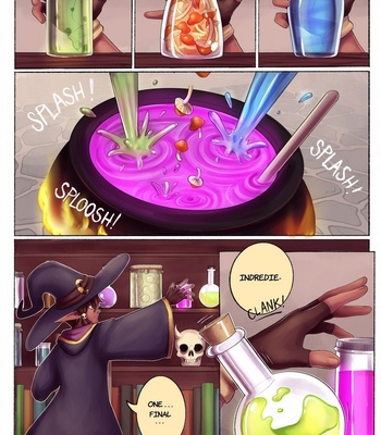Love Potion comic porn sex 005