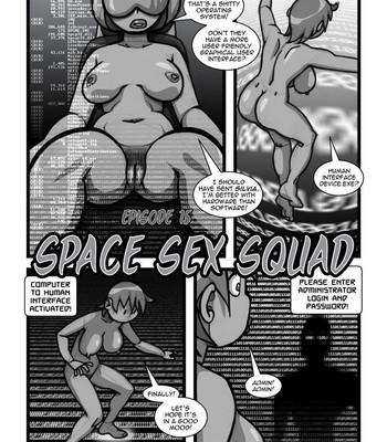 Porn Comics - Space Sex Squad 15