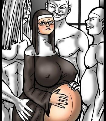 Porn Comics - Sister O'Malley 5