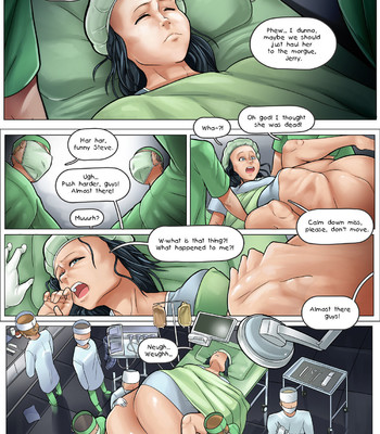 Porn Comics - Bad Maid 2