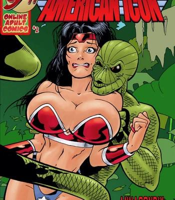 Porn Comics - American Icon – Annacondix