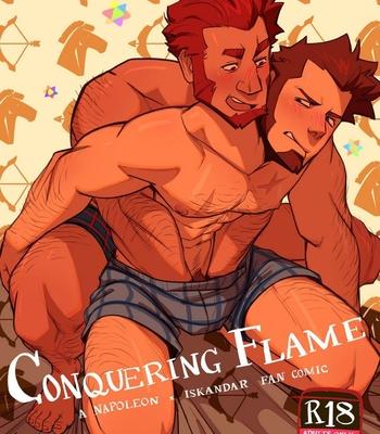 Porn Comics - Conquering Flame – A Napoleon x Iskandar Fancomic
