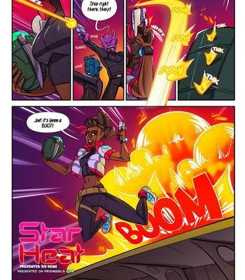 Star Heat Sex Comic sex 002