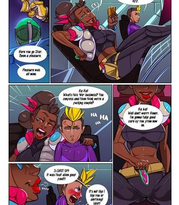 Star Heat Sex Comic sex 019