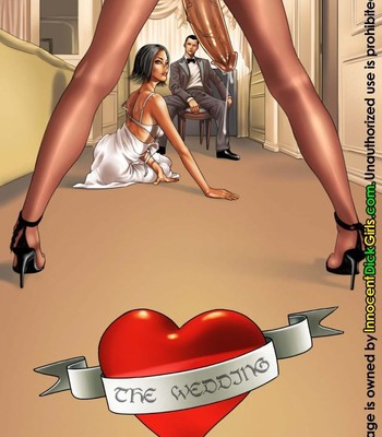 Porn Comics - The Wedding Sex Comic