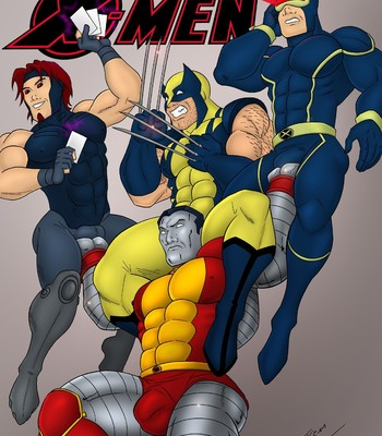 X-Men Sex Comic thumbnail 001