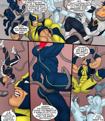 X-Men Sex Comic sex 002