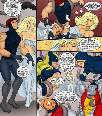 X-Men Sex Comic sex 007