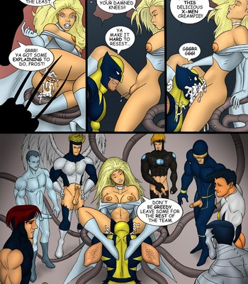 X-Men Sex Comic sex 013