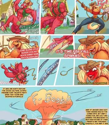 Big Mac Hindquarter Pounder comic porn sex 018