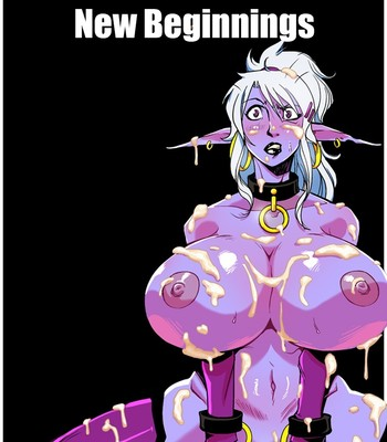 Porn Comics - Mana World 7 – New Beginnings