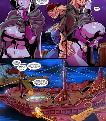 Mana World 7 – New Beginnings comic porn sex 003