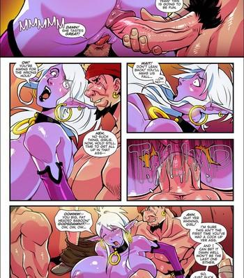 Mana World 7 – New Beginnings comic porn sex 006