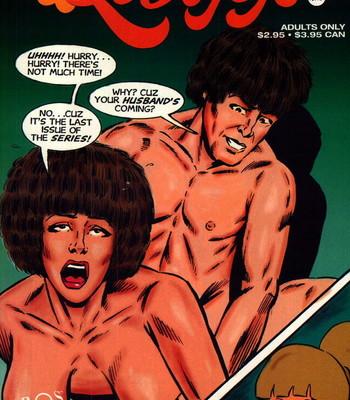 Porn Comics - Here Come The Lovejoys 5