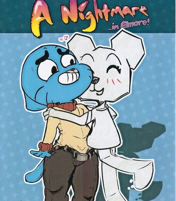 Porn Comics - A Nightmare In Elmore Sex Comic