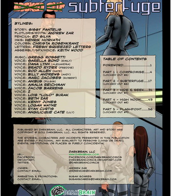 Locked Out – Subterfuge comic porn sex 002