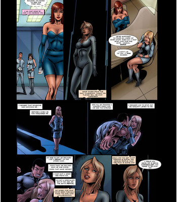 Locked Out – Subterfuge comic porn sex 009