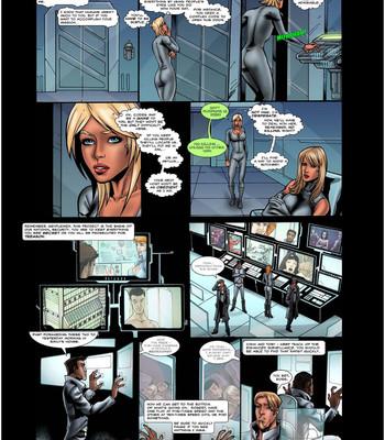 Locked Out – Subterfuge comic porn sex 021
