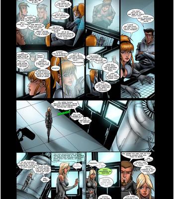 Locked Out – Subterfuge comic porn sex 026