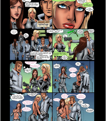 Locked Out – Subterfuge comic porn sex 031