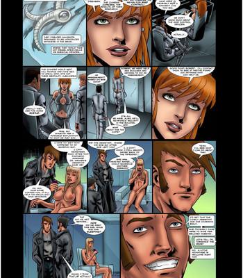 Locked Out – Subterfuge comic porn sex 034
