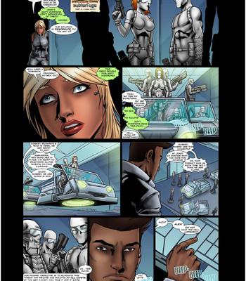 Locked Out – Subterfuge comic porn sex 043