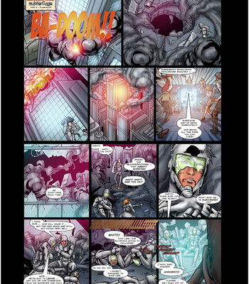 Locked Out – Subterfuge comic porn sex 056