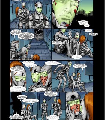 Locked Out – Subterfuge comic porn sex 058
