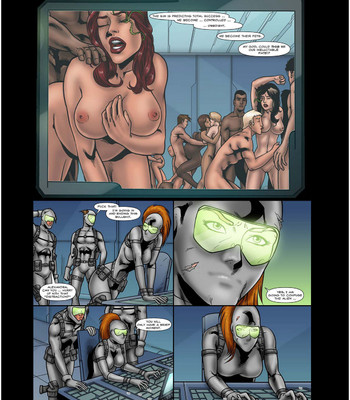 Locked Out – Subterfuge comic porn sex 062