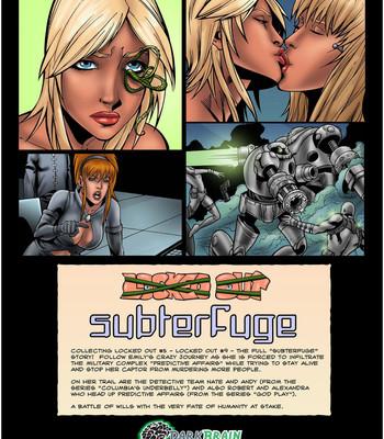 Locked Out – Subterfuge comic porn sex 073