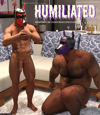 Porn Comics - Humiliated