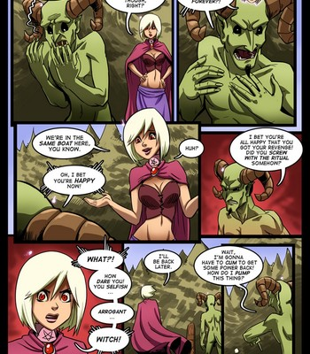 The Cummoner 6 – The Lefts And Rites Sex Comic sex 007